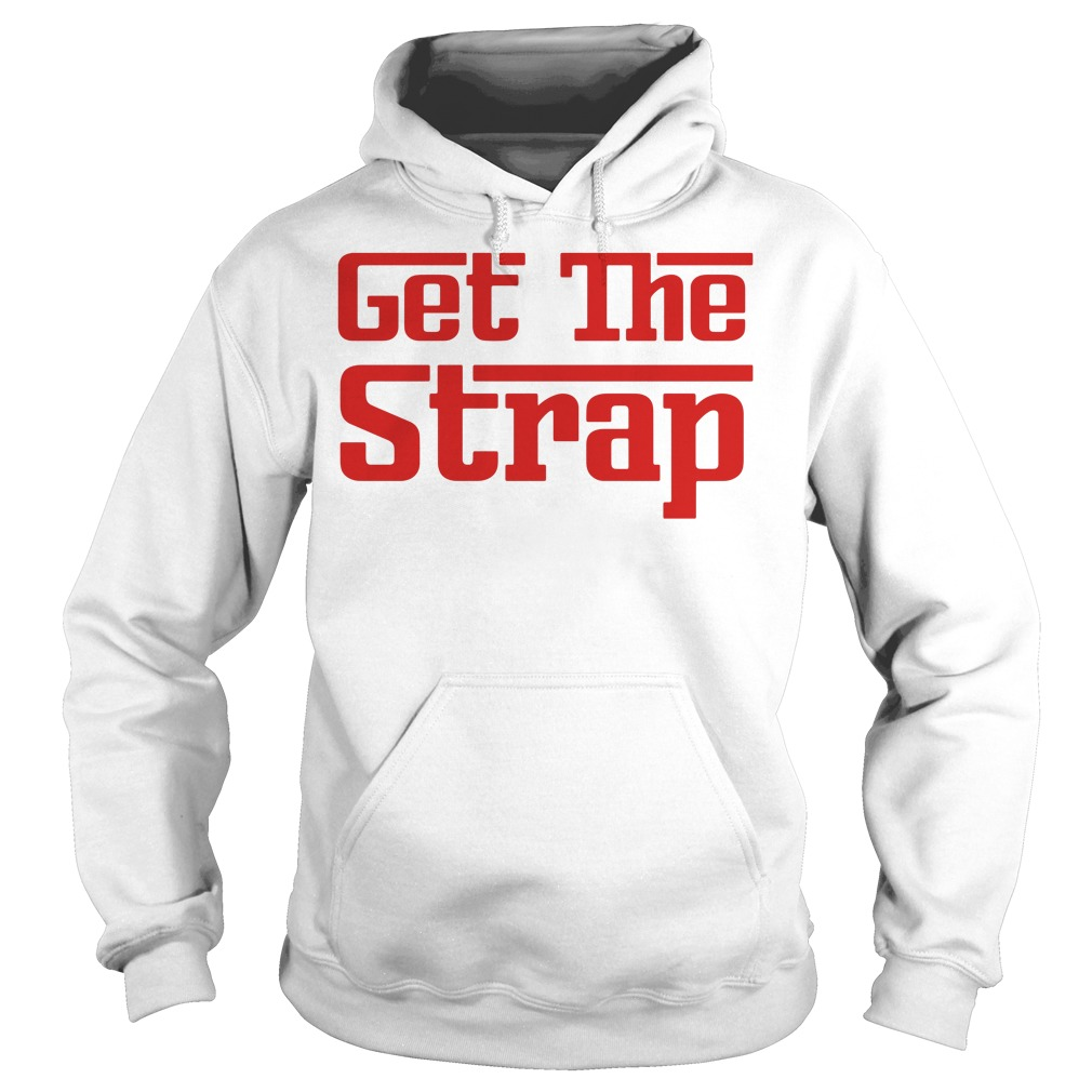 50 Cent Get The Strap Hoodie