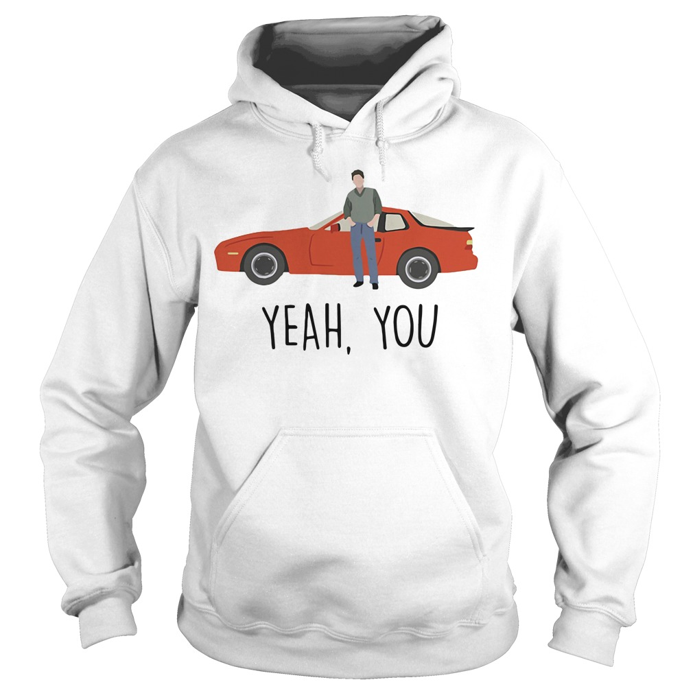 Sixteen Candles Jake Ryan yeah you Hoodie