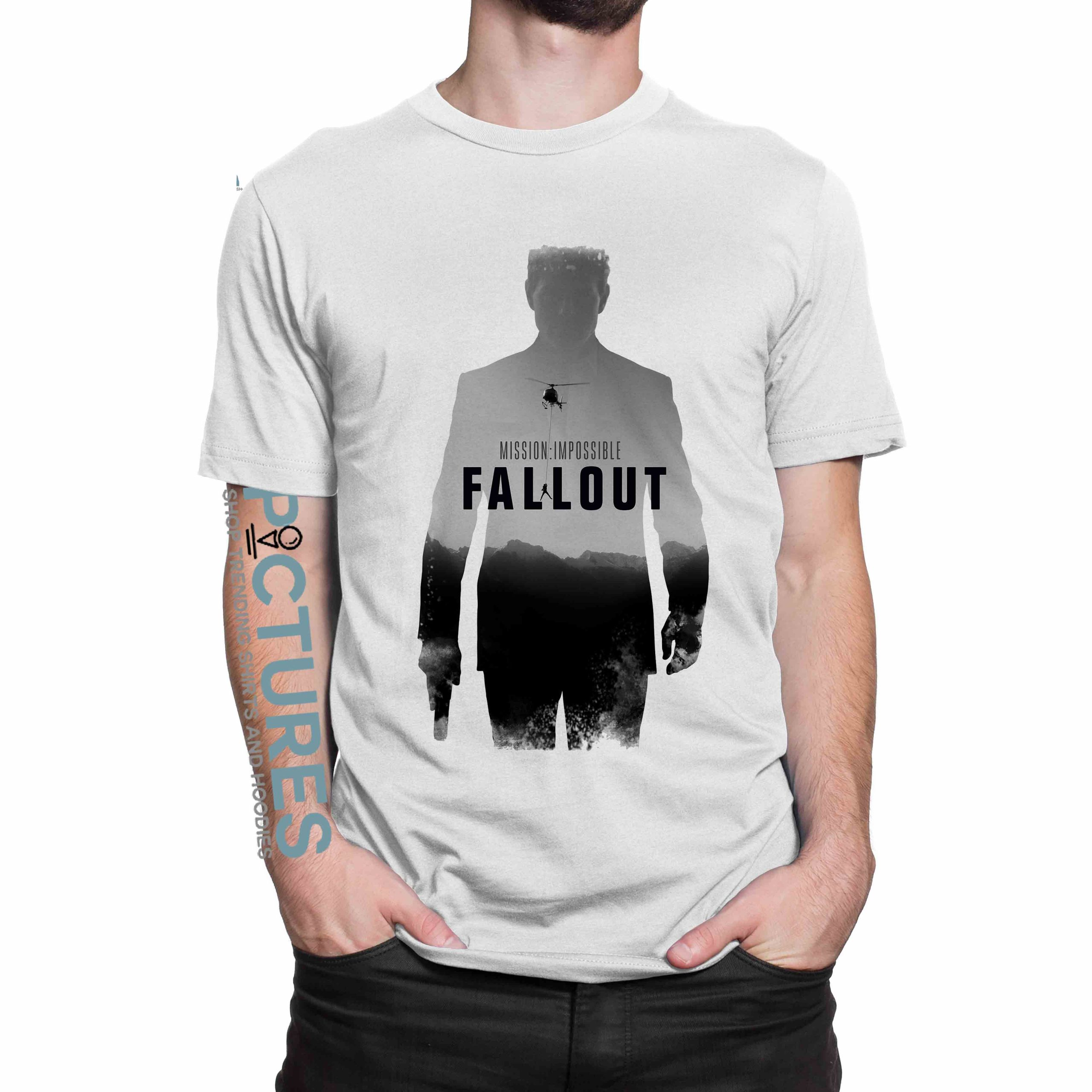 Mission Impossible Fallout shirt