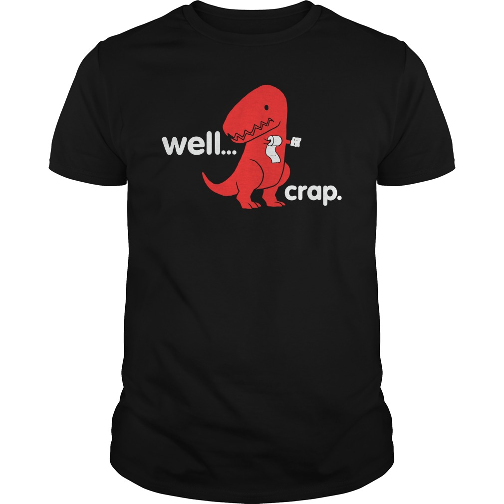 Official Crap Dino Guys tee