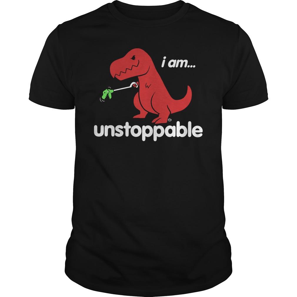 Unstoppable Dinosaur Guys tee