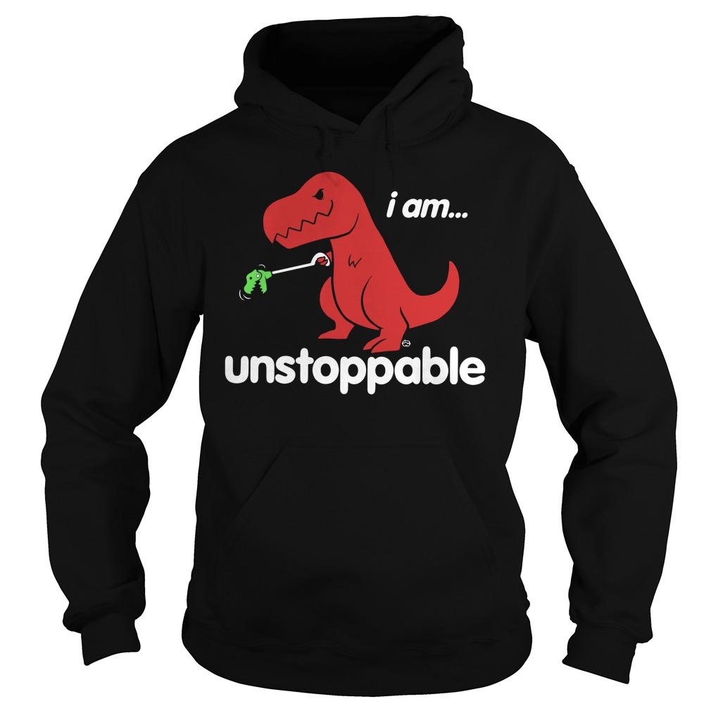 Unstoppable Dinosaur Hoodie