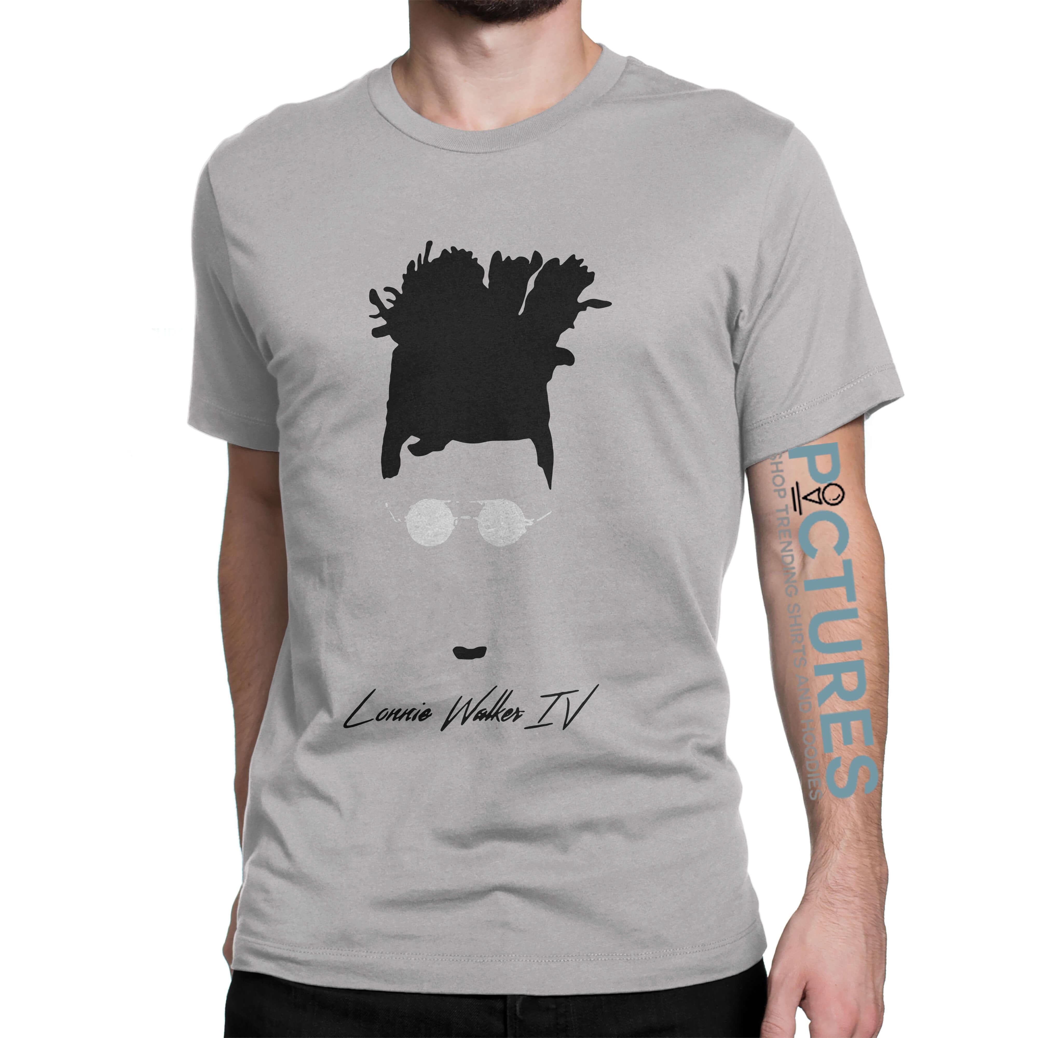 San antonio high hair lonnie walker iv shirt hoodie for Custom shirts san antonio
