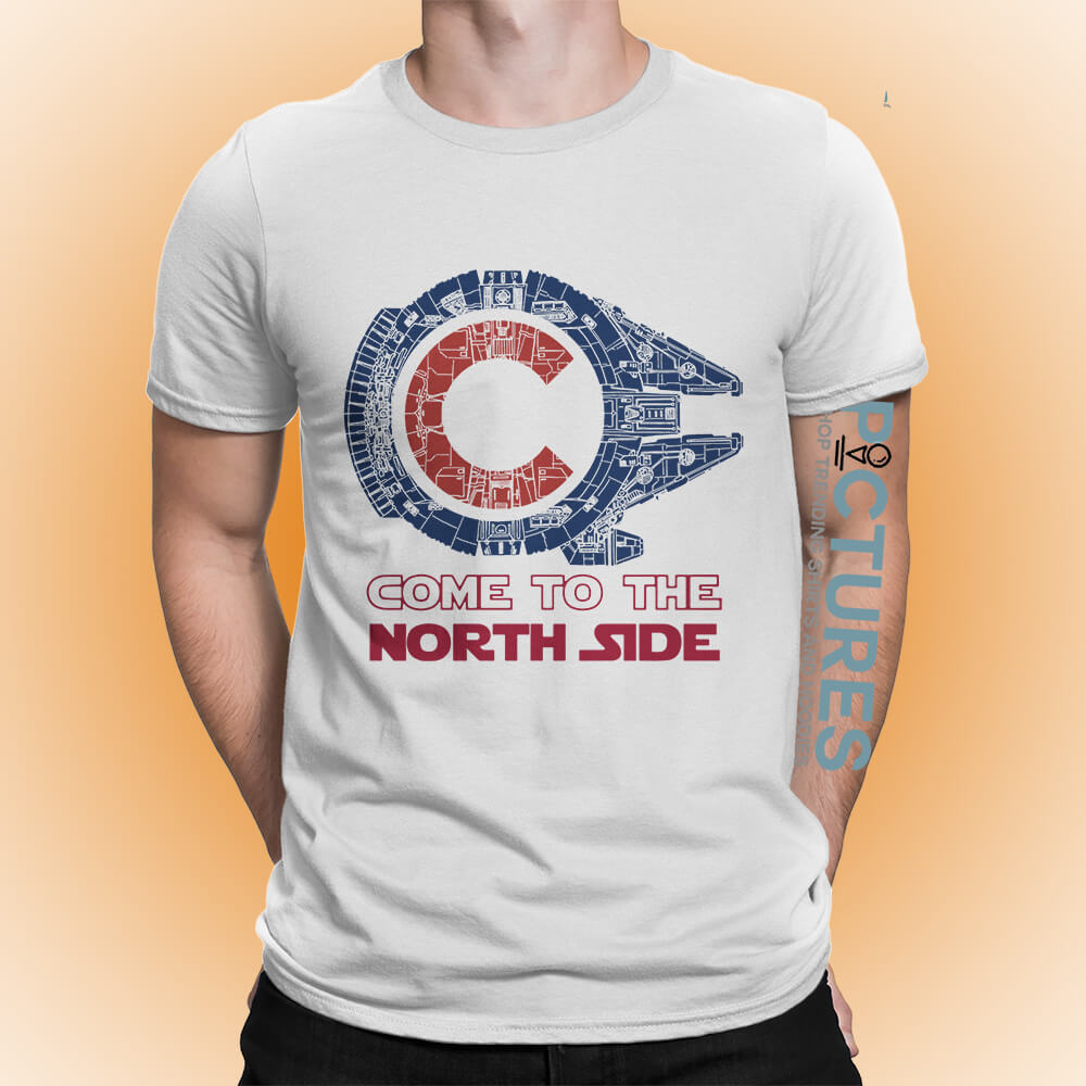 Chicago Star Ship Come To The North Side Shirt Hoodie