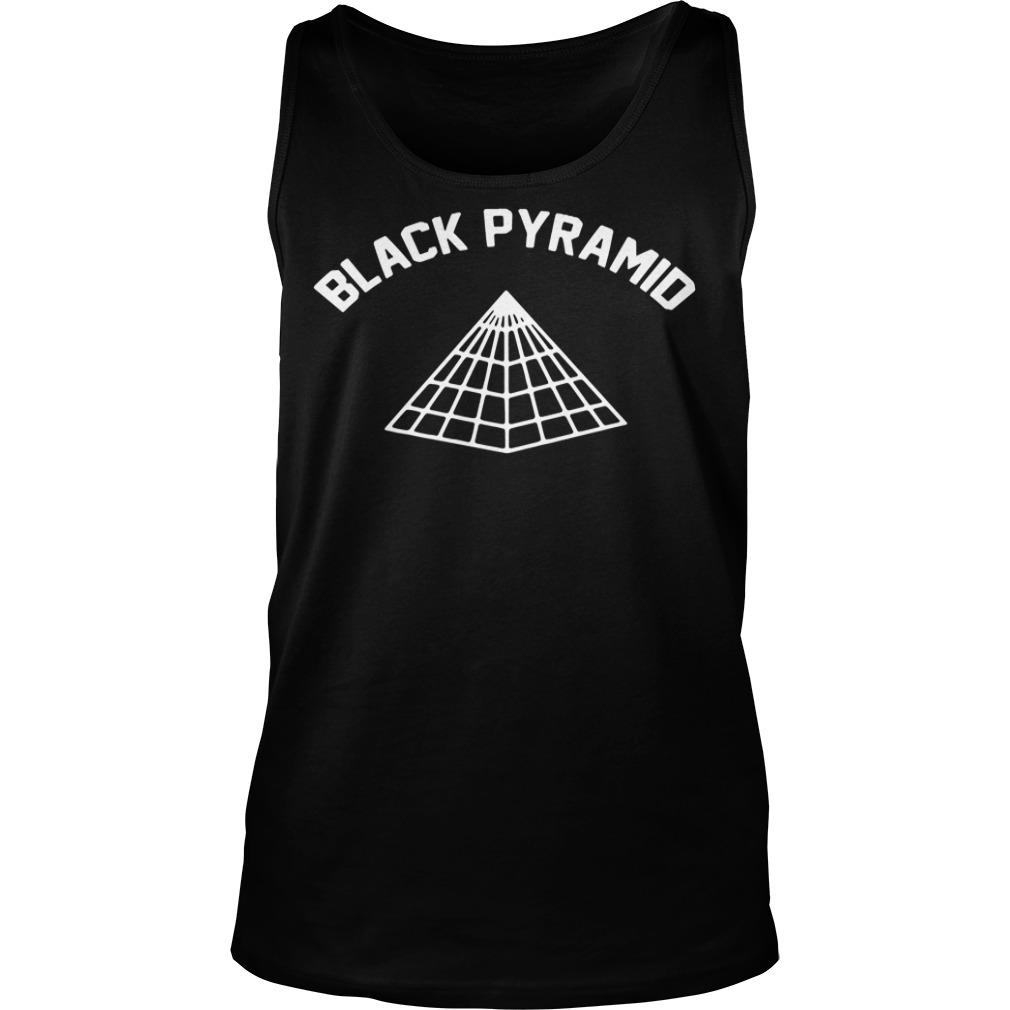 Chris Brown Black Pyramid Tank top