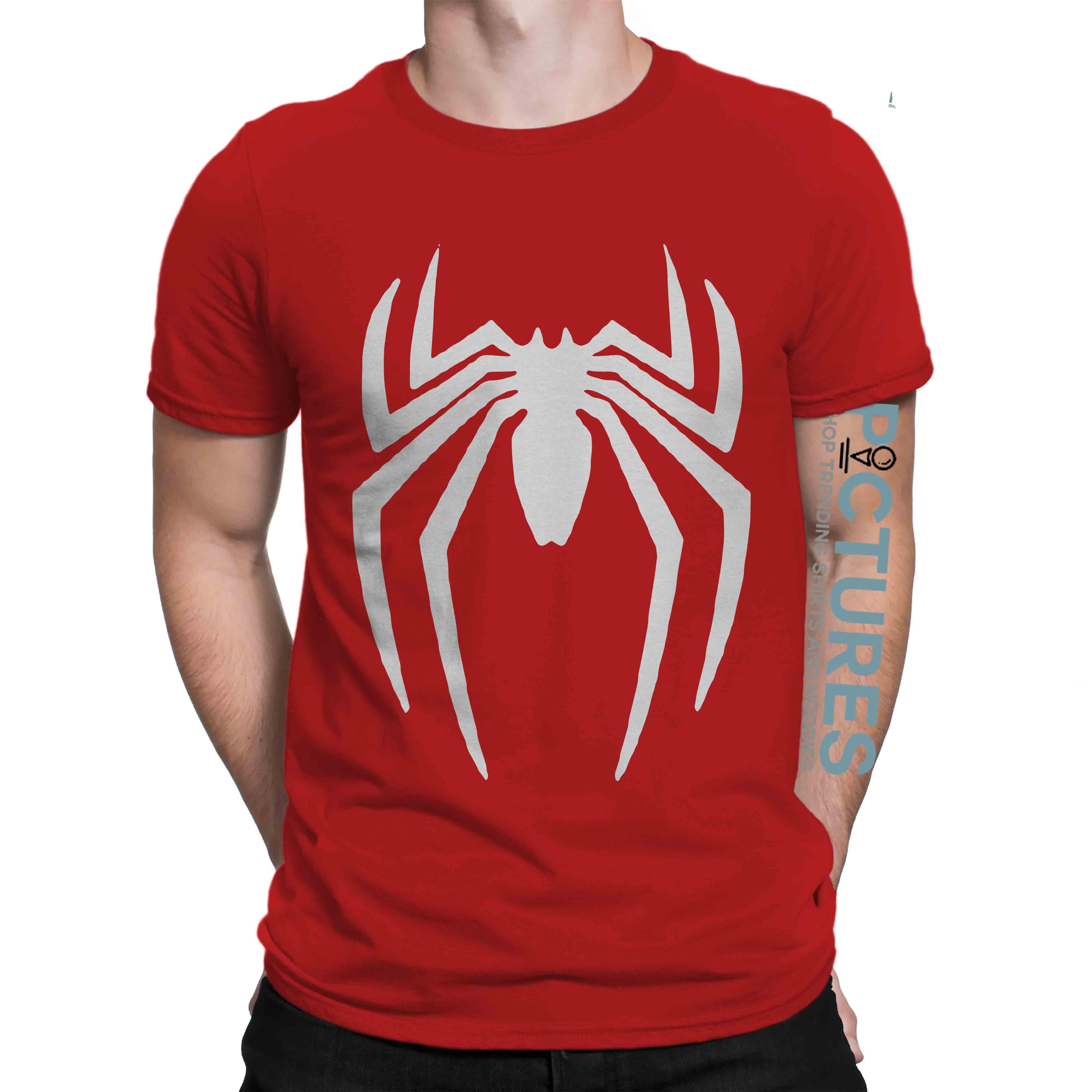 Marvels Spiderman shirt