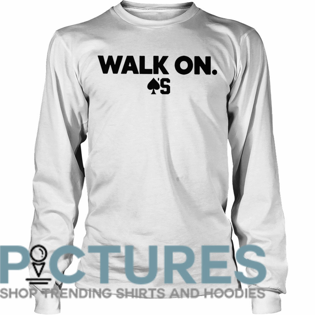 Baker Mayfield walk on Long sleeve
