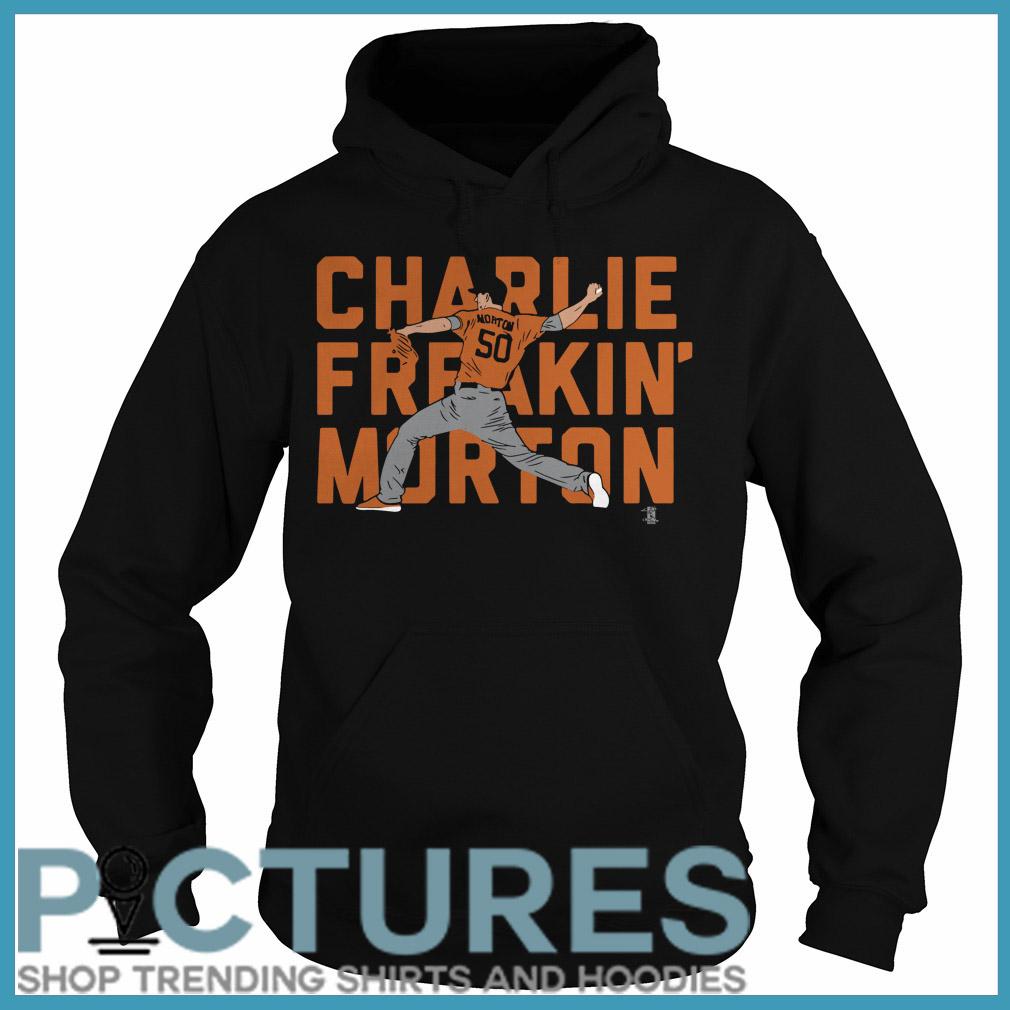 Charlie Freaking Morton Hoodie