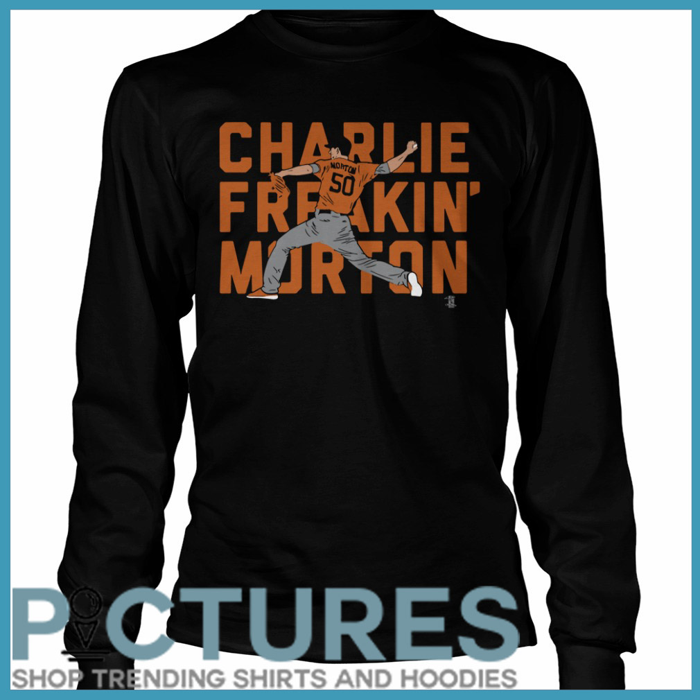 Charlie Freaking Morton Long sleeve