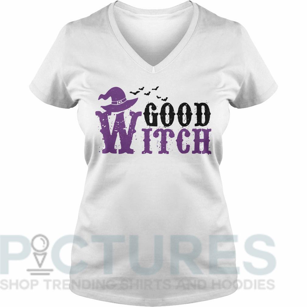 Good witch V-neck