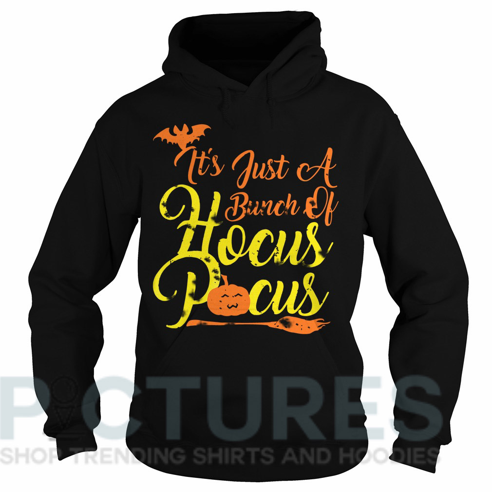 It's just a bunch of Hocus Pocus Hoodie