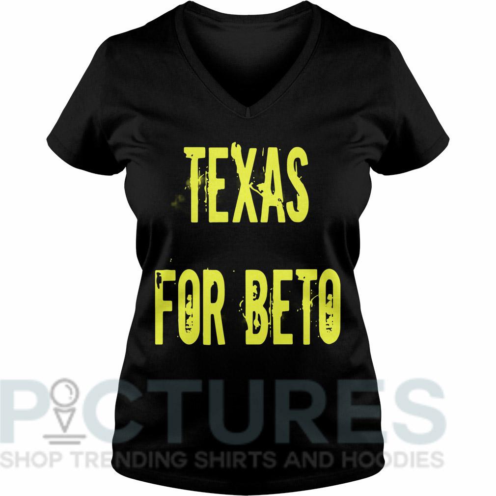 Texas for Beto V-neck