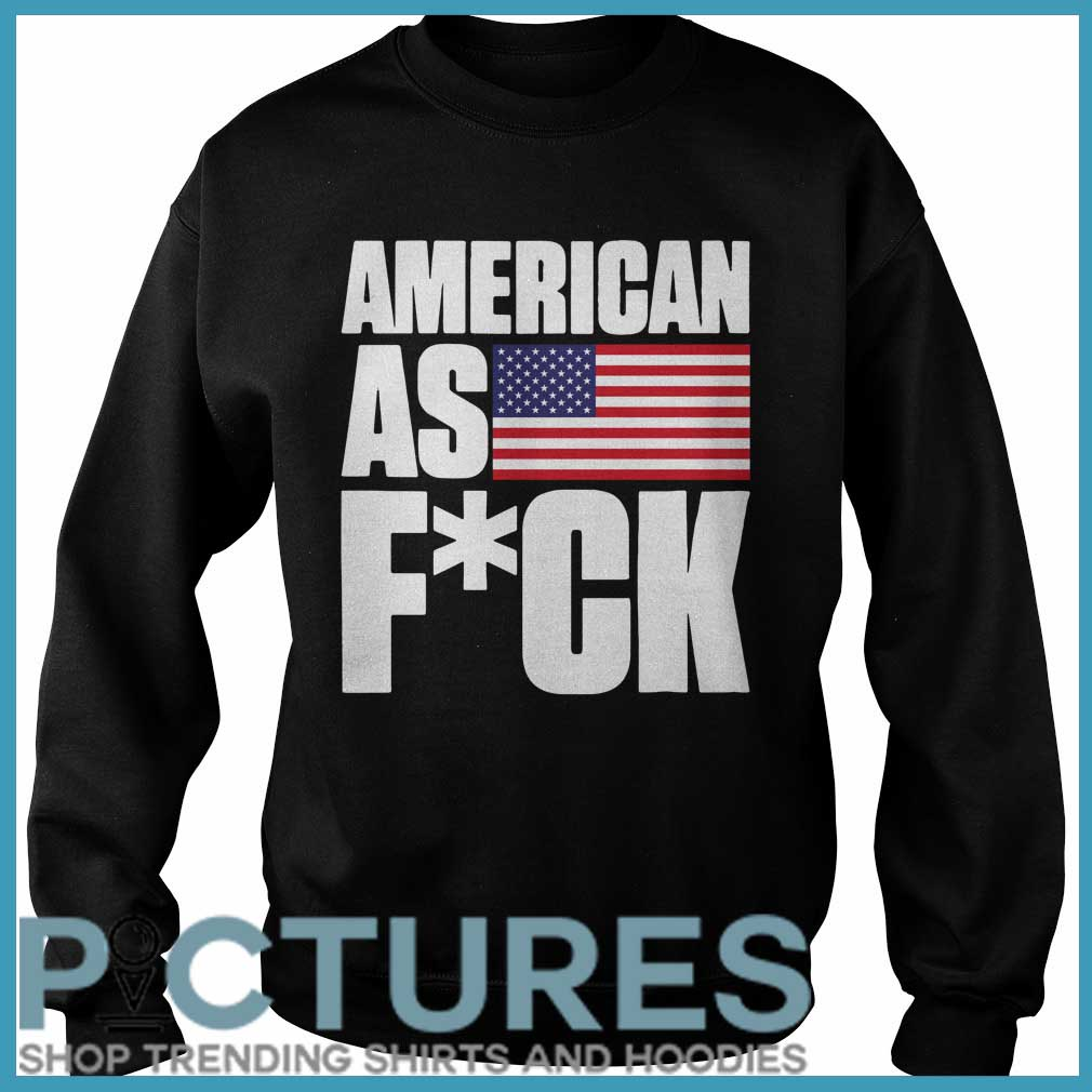 American as fuck Sweater