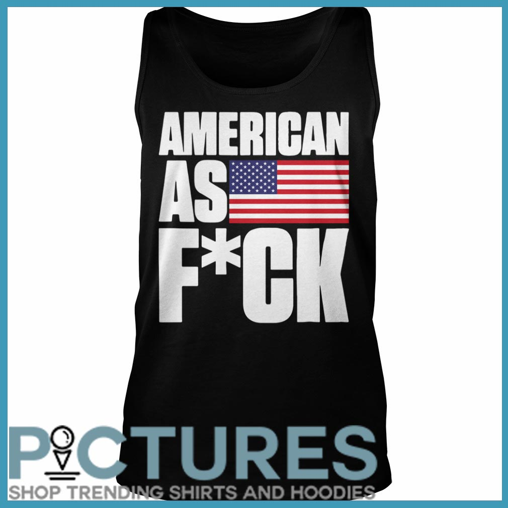 American as fuck Tank top