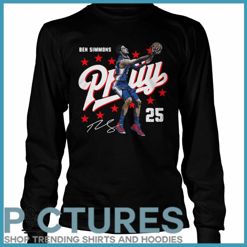 best loved 6a8d6 40ecb Official BEN SIMMONS PHILLY W WHT Shirt - Căn hộ Soho Premier