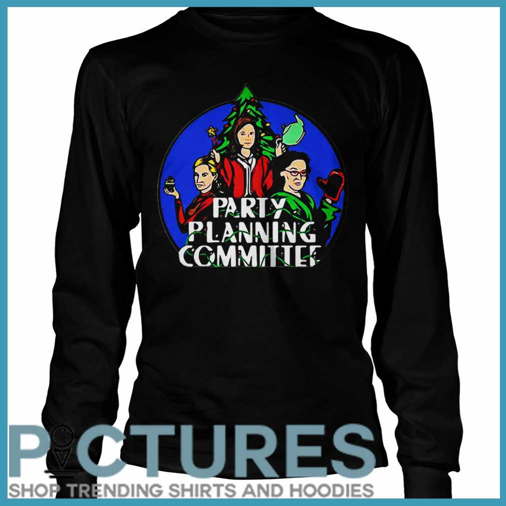 Party Planning Committee Christmas Long sleeve