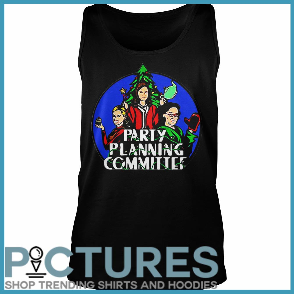 Party Planning Committee Christmas Tank top