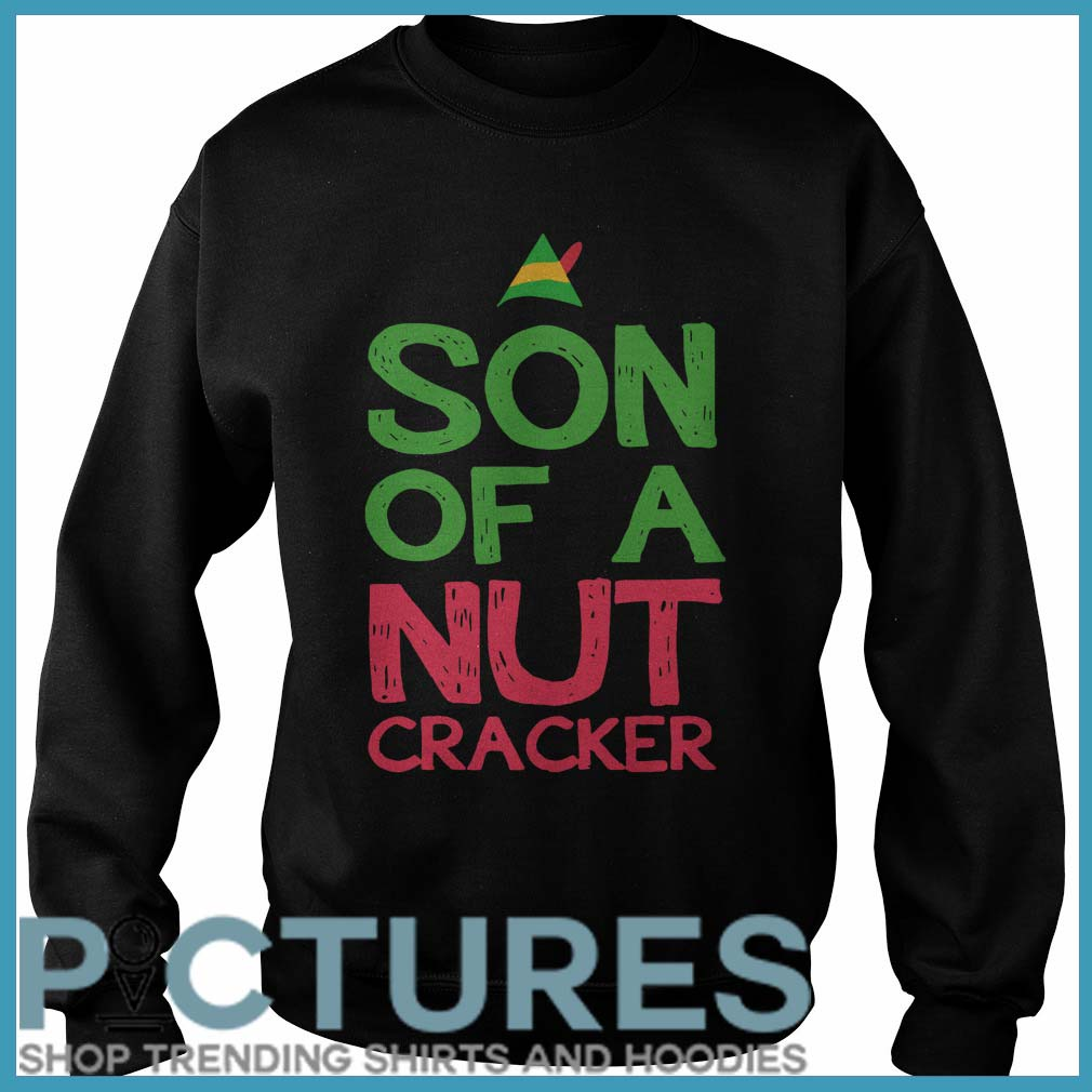 Son Of A Nutcracker Christmas Sweater