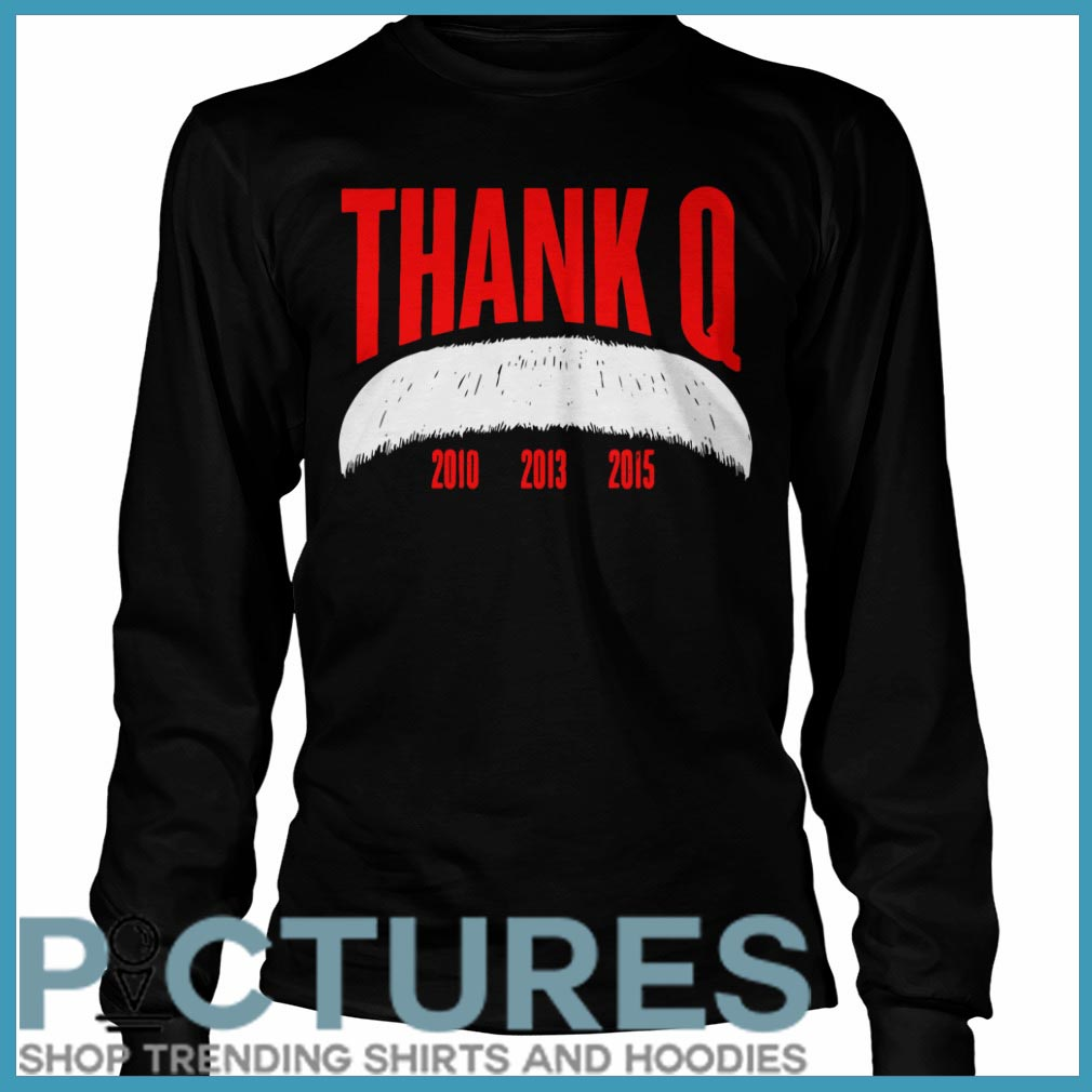 Thank Q Long sleeve