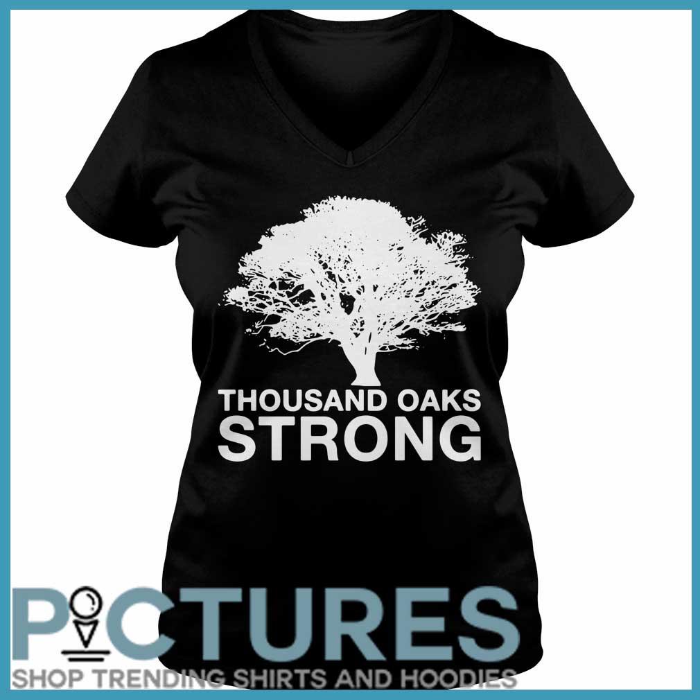 Thousand Oaks Strong Ladies Tee