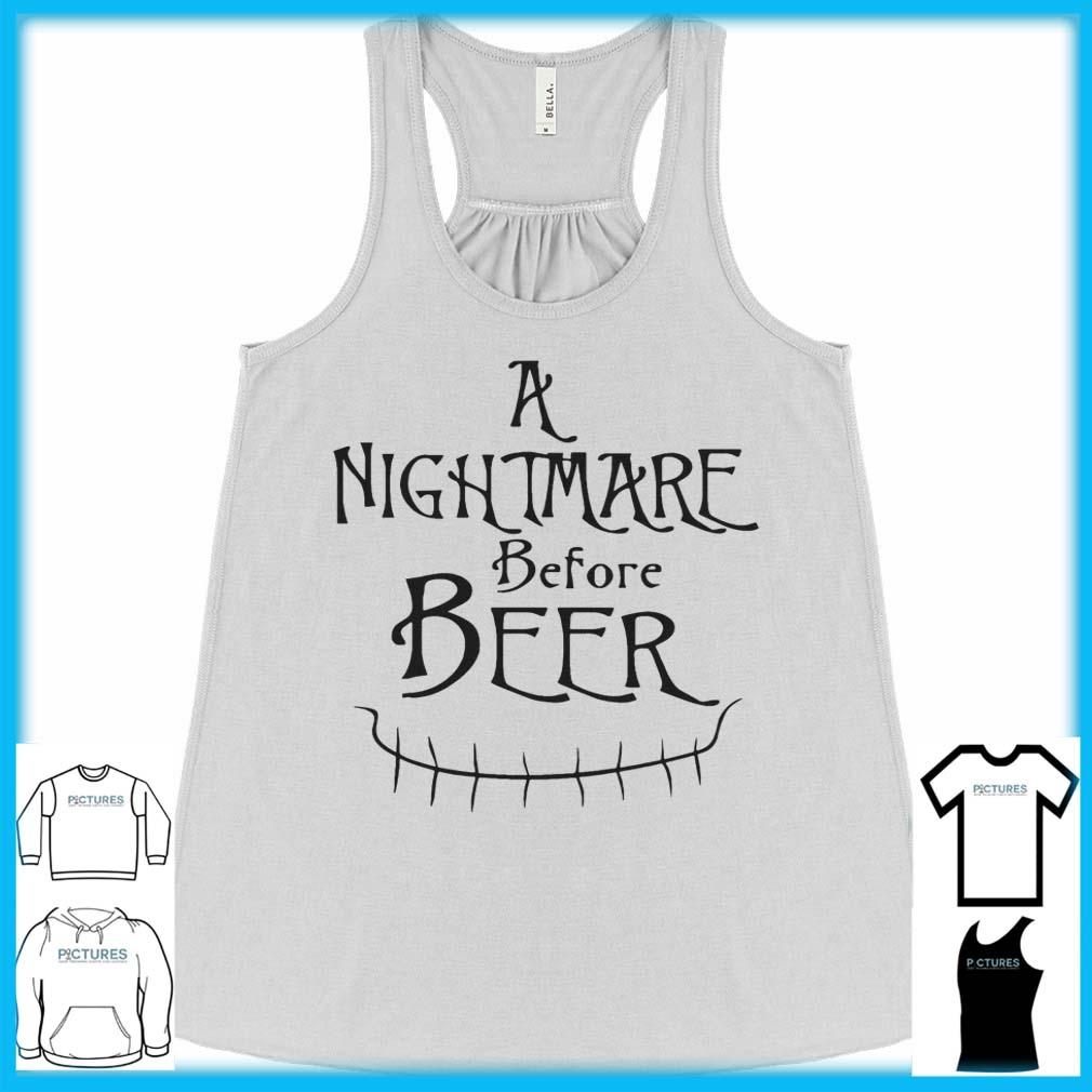 A Nightmare Before Beer Flowy Tank