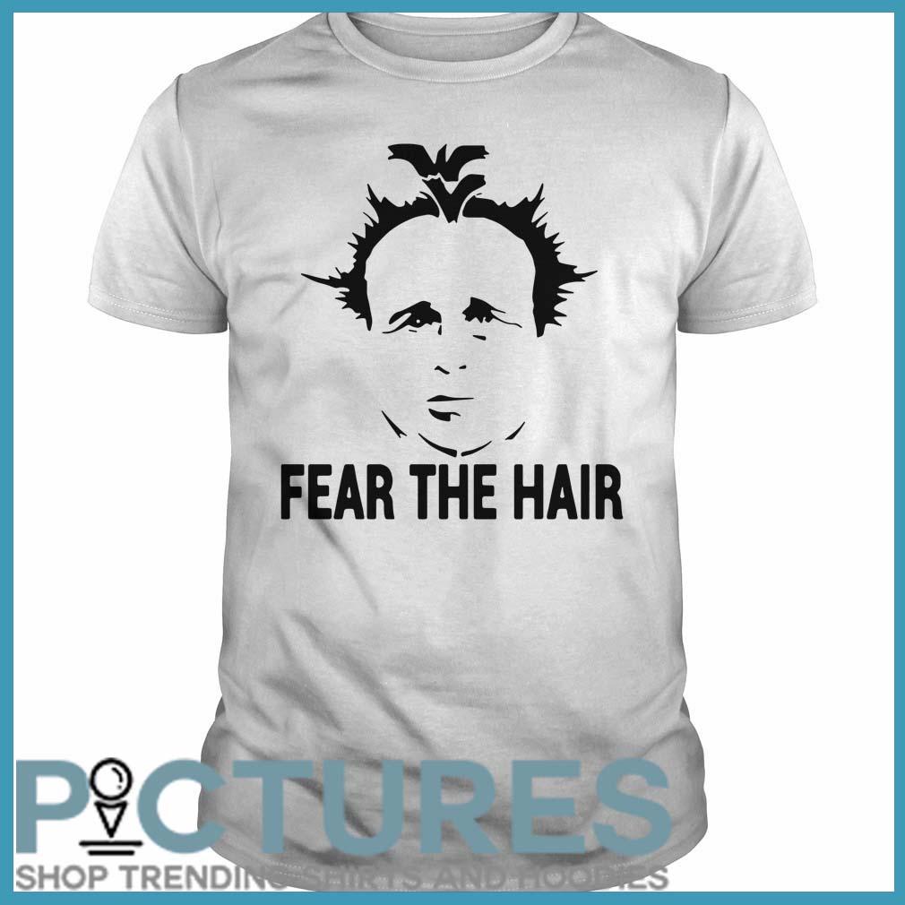 Dana Holgorsen Fear The Hair Guys Tee