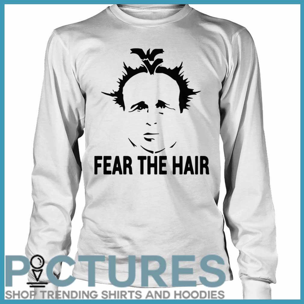 Dana Holgorsen Fear The Hair Long Sleeve