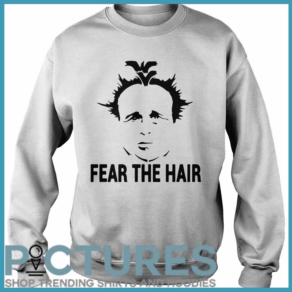 Dana Holgorsen Fear The Hair Sweater