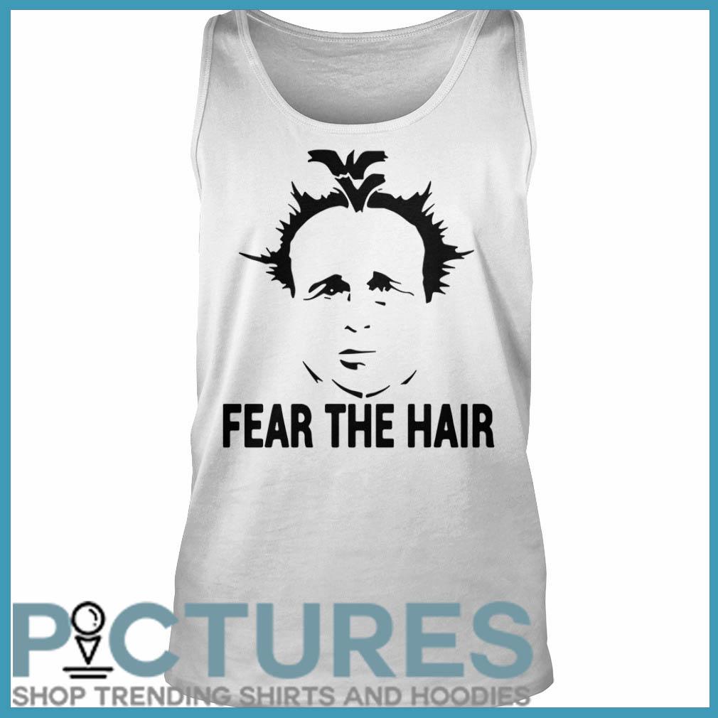 Dana Holgorsen Fear The Hair Tank Top