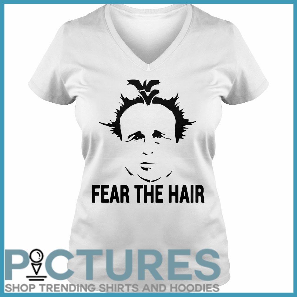 Dana Holgorsen Fear The Hair V-neck