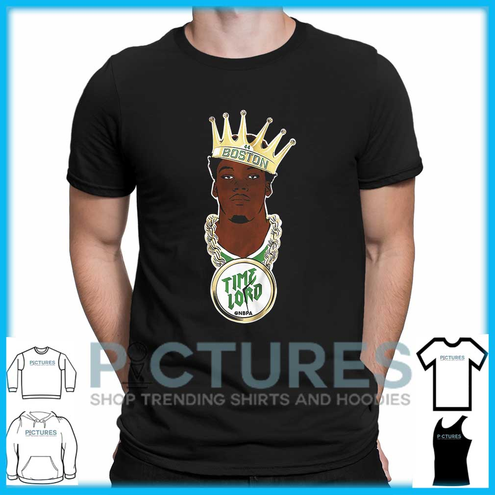 Robert Williams Time Lord, Boston Shirt