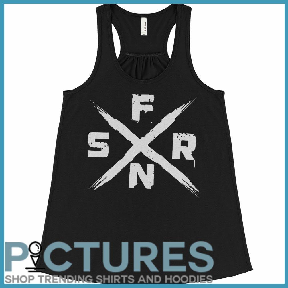 """Seth Rollins """"SFNR"""" flowy tank"""