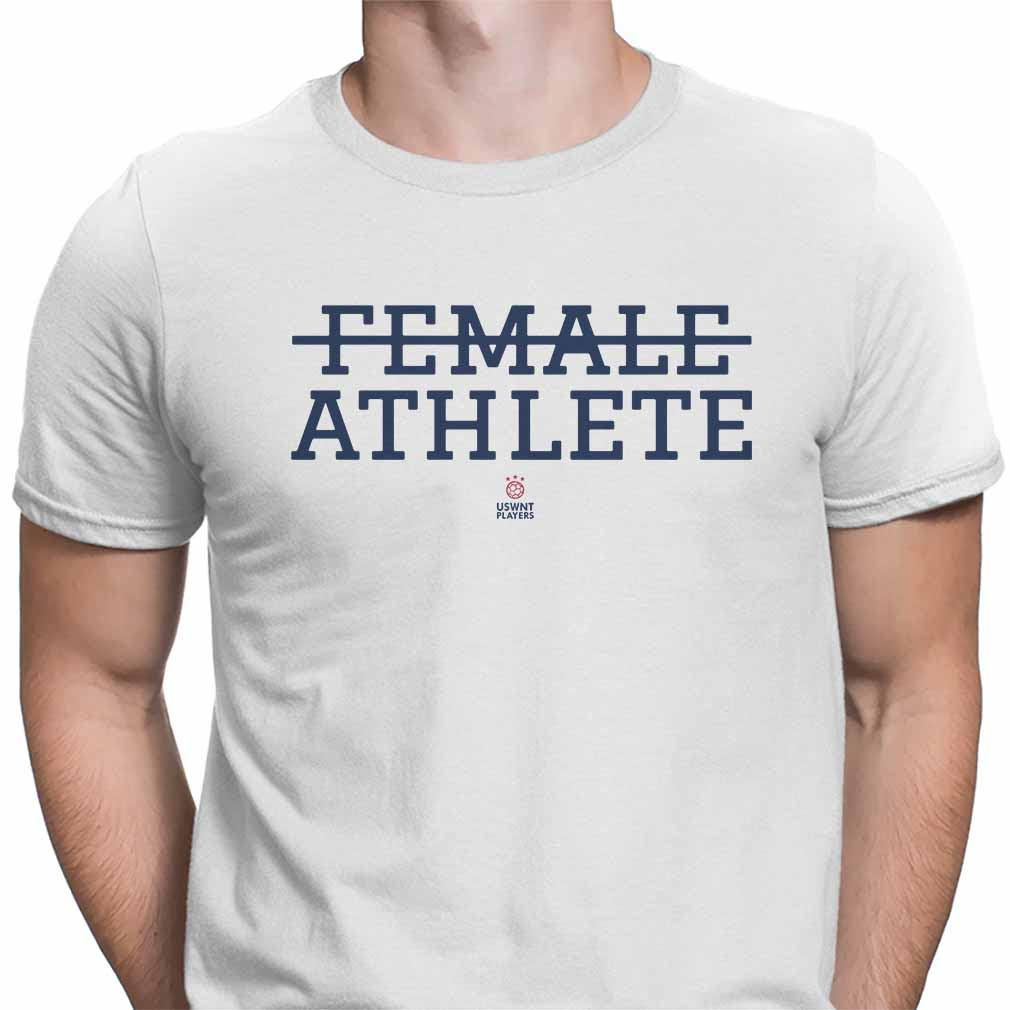 Female Athlete shirt