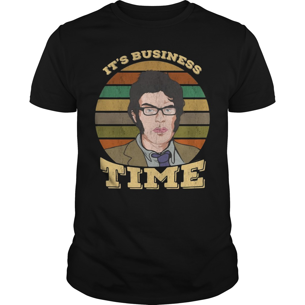 Flight of the Conchords It's business time guys tee