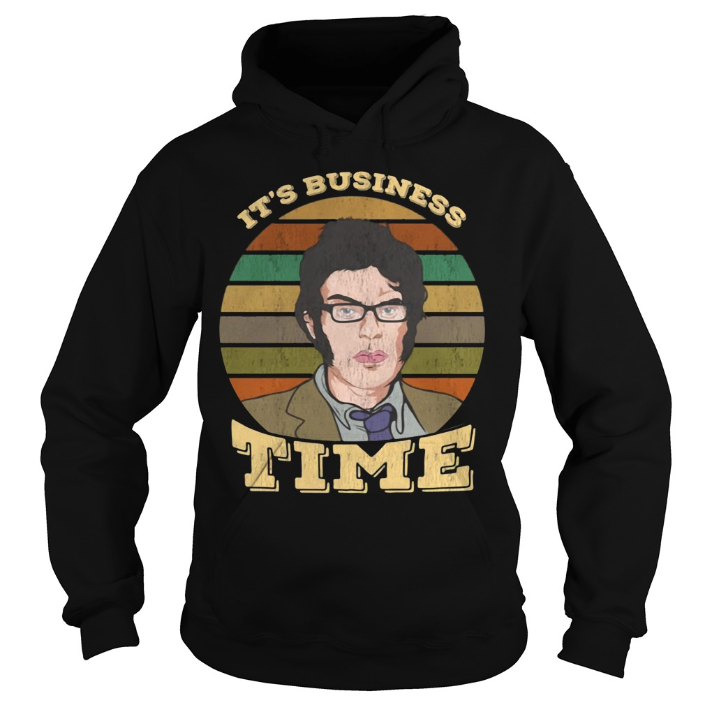 Flight of the Conchords It's business time hoodie