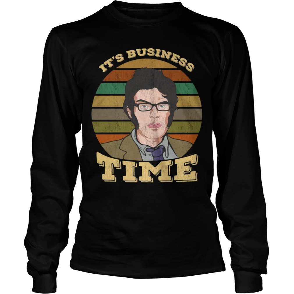 Flight of the Conchords It's business time long sleeve