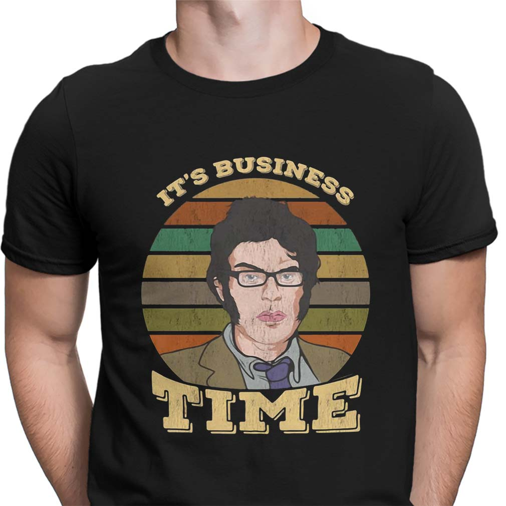 Flight of the Conchords It's business time shirt