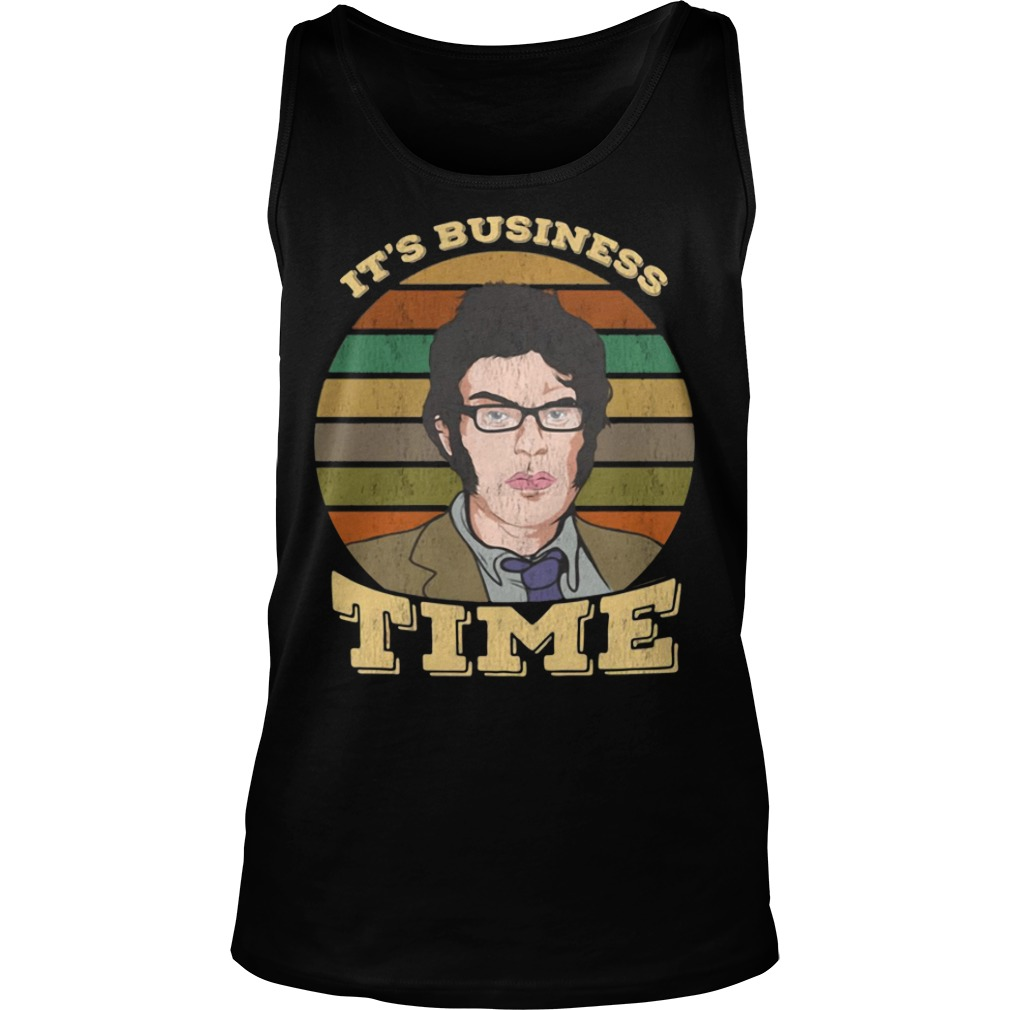 Flight of the Conchords It's business time tank top