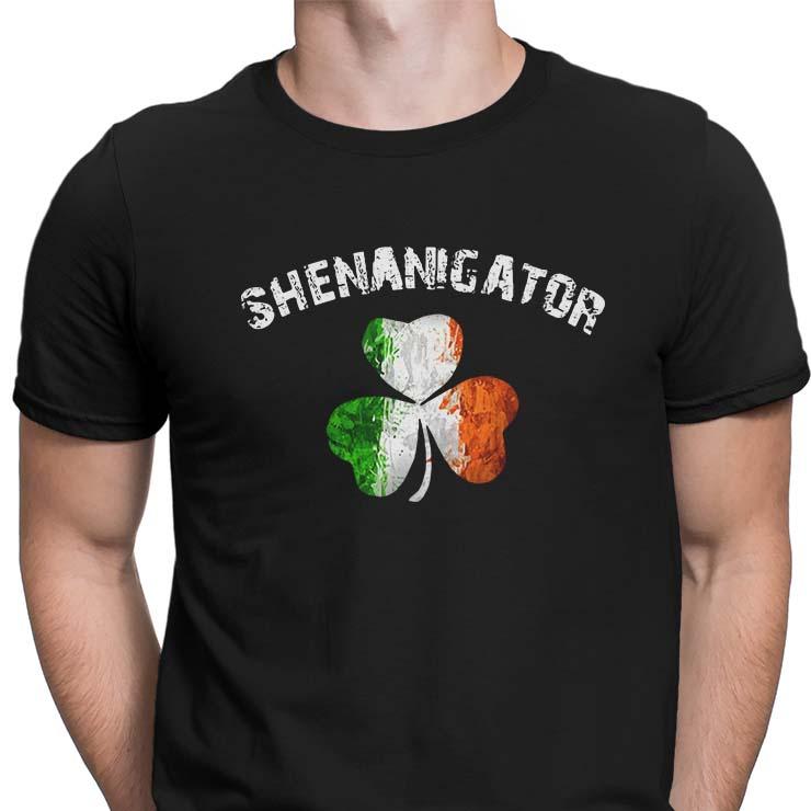 Irish shenanigator shirt