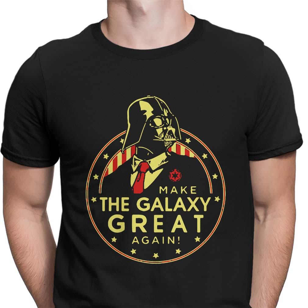 Make the galaxy great again shirt