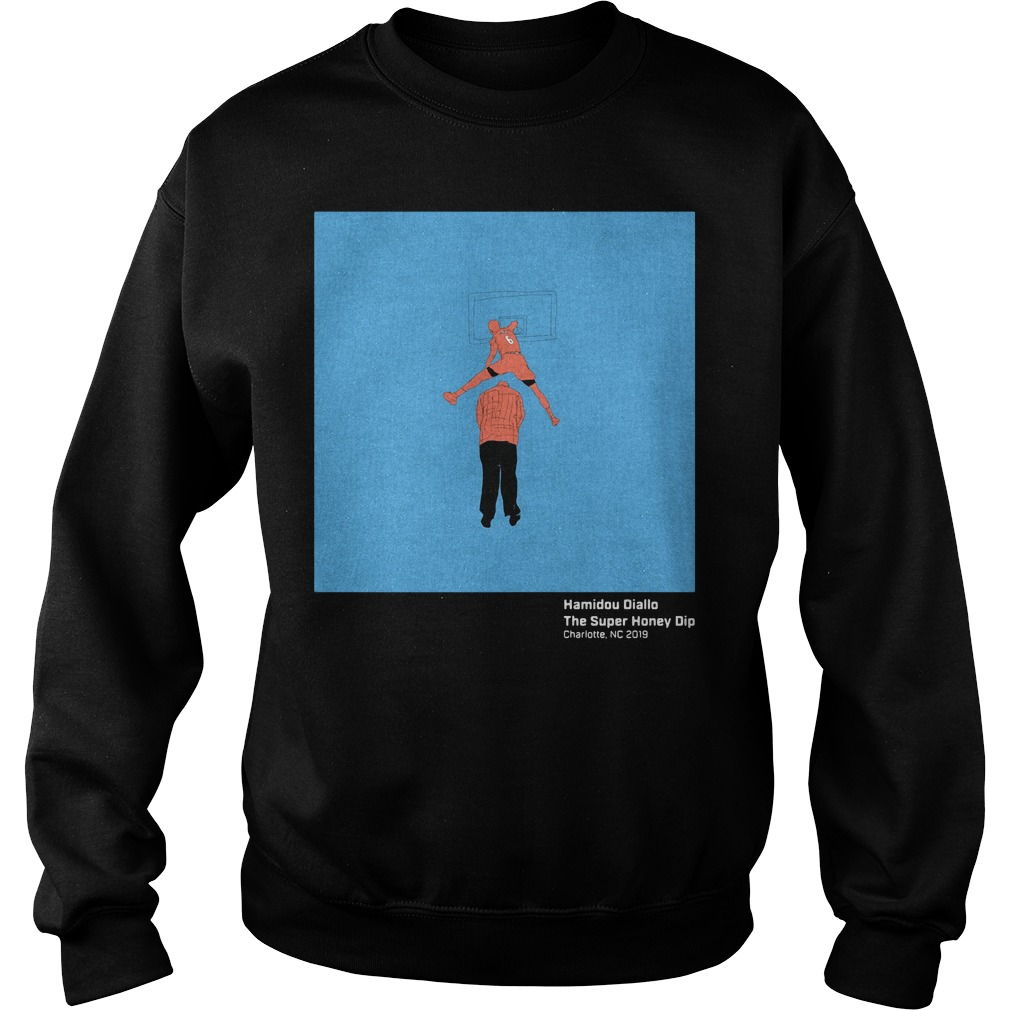 Hamidou Diallo The super honey dip sweater