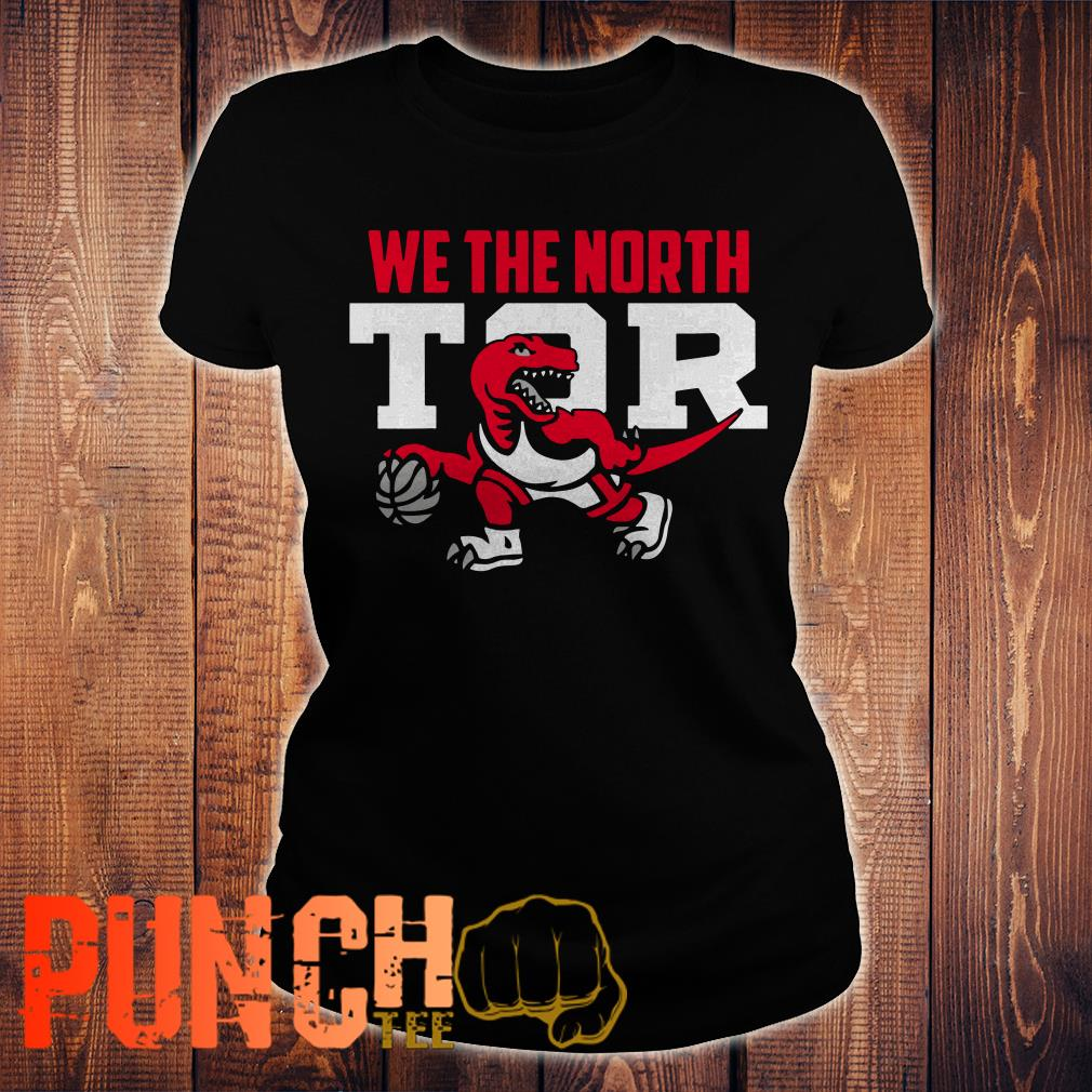 T-shirts celebrate the Toronto Raptors basketball team 1 Picturestees Clothing - T Shirt Printing on Demand