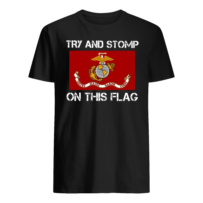 """A United States Marine who screams, """"I am a United States Marine."""" 1 Picturestees Clothing - T Shirt Printing on Demand"""