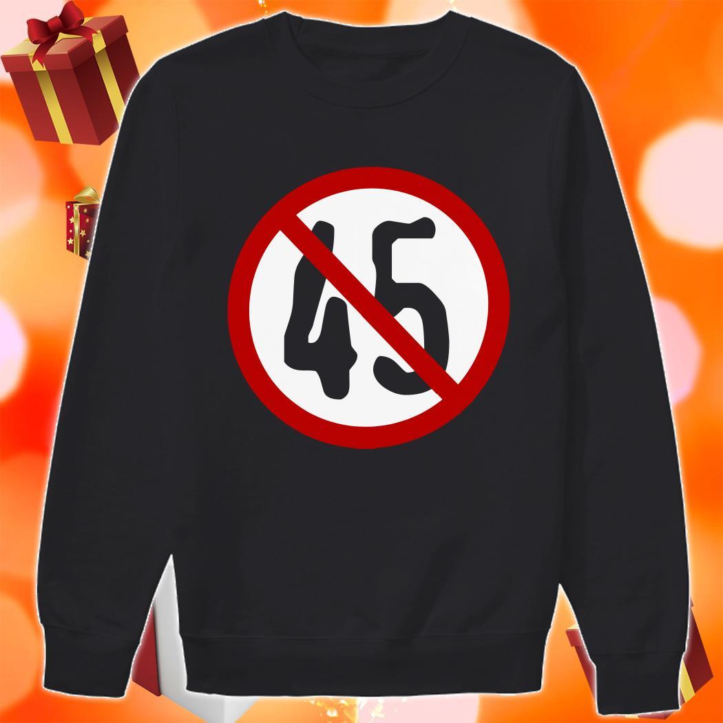 No 45 No Trump sweater