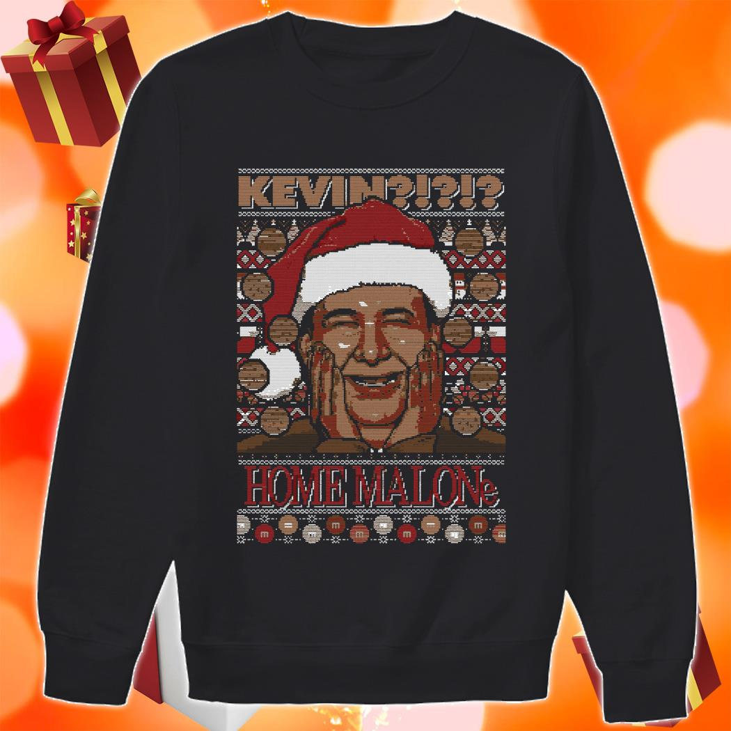 Kevin Home Malone Ugly Xmas sweater