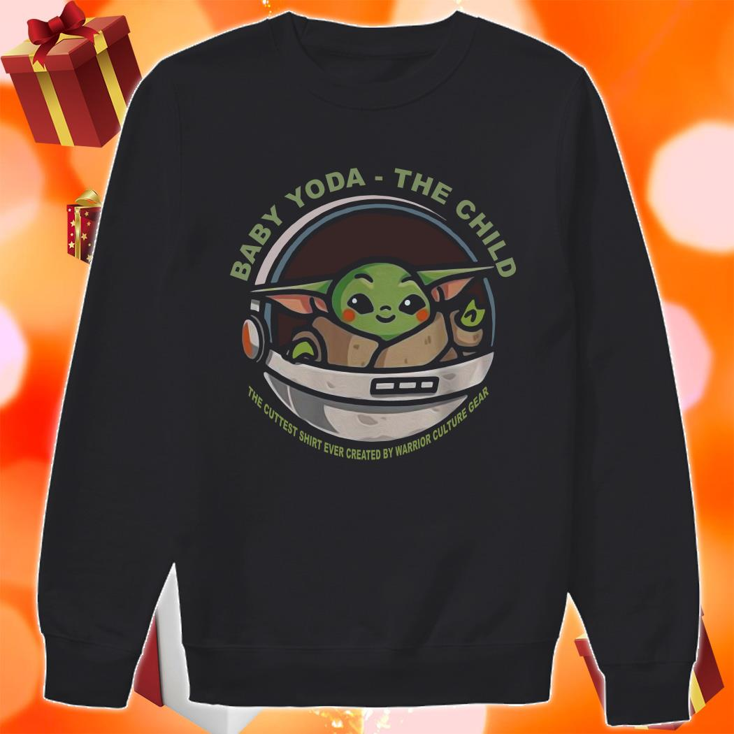 Baby Yoda The Child the cutest shirt ever created by warrior culture gear shirt 3 Picturestees Clothing - T Shirt Printing on Demand