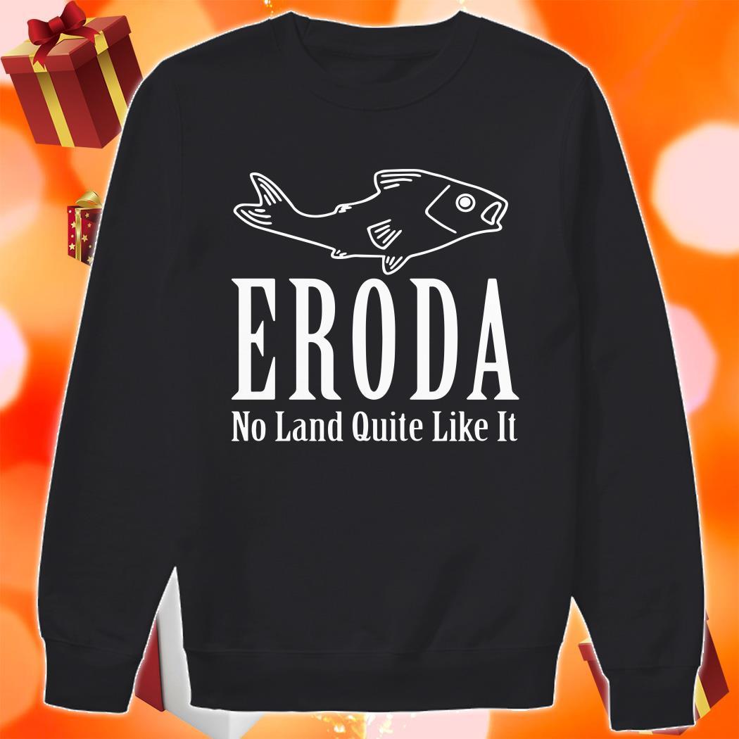 ERODA No Land Quite Like It sweater