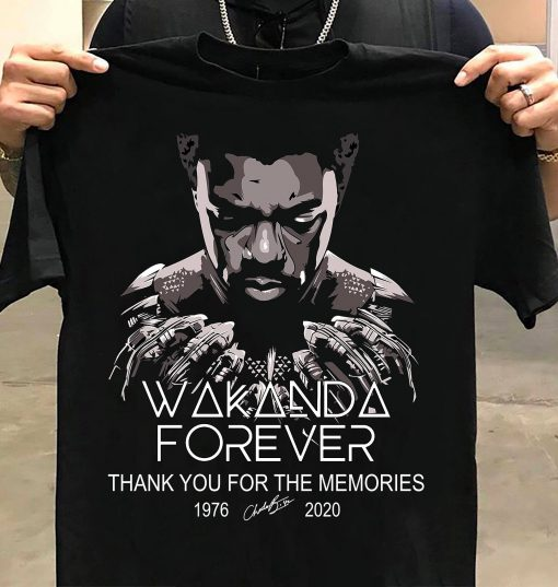 Love Wakanda Forever Black Panther Shirt 1 Picturestees Clothing - T Shirt Printing on Demand